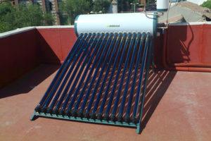 instalacion paneles solares madrid